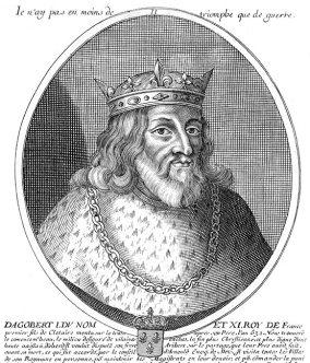 Les rois de France depuis Pharamond, par Louis Boissevin